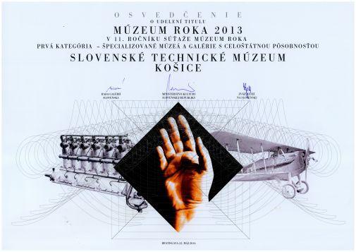 muzeum roka 2013